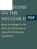 2008 Nuclear Notes