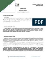 Apostila 001 - Redação Oficial
