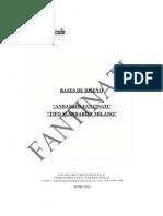 Fantinati - Memoria de Calculo Andamios Clasicos