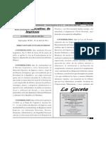 Acuerdo Dei Dias y Horas 2014
