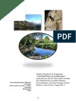 Trabajo Teórico-Práctico de Actividad Física en la Naturaleza