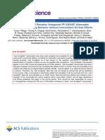ACS Chemical Neuroscience Volume Issue 2016 Doi 10.1021acschemneuro.6b002