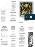 Programa de Cantos Para La Santa Misa