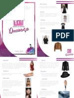 Glosario Diseño de Modas