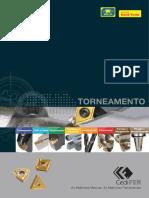 Catálogo Geral Torneamento