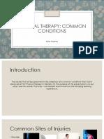 pt common conditions