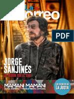 """Revista """"La Correo"""" No. 73 - Abril, 2018."""