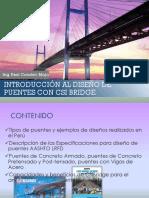 Introduccion Al Diseño de Puentes Con Csibridge Pcm