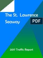 St. Lawrence Seaway 2017 traffic report