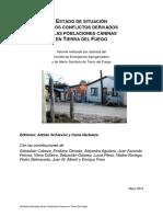 Conflictos Derivados de Las Poblaciones Caninas en Tierra Del Fuego 2015