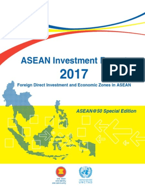 Unctad Asean Air2017d1-FDI | Association Of Southeast Asian Nations