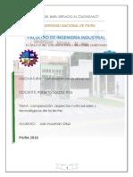 Composicion-Aspectos Nutricionales y Tecnologicos de La Leche