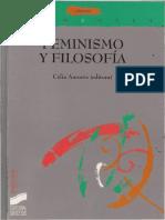 13. Amorós, Celia - Feminismo y Filosofía.pdf