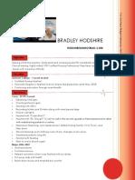 resume for e portfolio  new