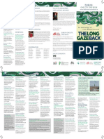 2018 Dublin One City One Book Programme Final