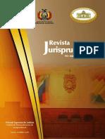 Revista Jurisprudencia 6to Número Bc