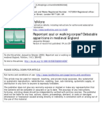 Folklore Volume 114 Issue 3 2003 [Doi 10.1080%2F0015587032000145397] Simpson, Jacqueline -- Repentant Soul or Walking Corpse_ Debatable Apparitions in Medieval England