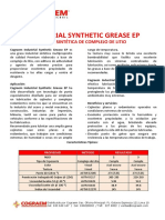 Cograem Industrial Synthetic Grease EP