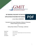 gibney-lorcan-g00323548-educationstudies-philosophystatement