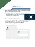 LABORATORIO 1 - Evidencias de Imagen - Documento
