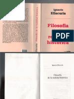 ELLACURIA, Ignacio, Filosofía de la realidad histórica, UCA, 2007