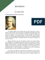 Rameau y Rousseau
