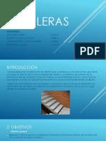 ESCALERAS Presentación