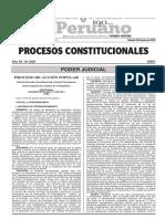 Accion Popular 5132-2014 Lima ARBITRAJE POTESTASTIVO Negociacion Colectiva