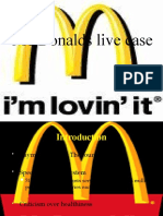 McD Presentation Final