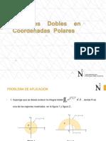 Integ Dobles Coord Polares