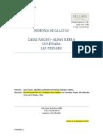 MDC Casas Paicavi