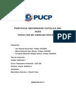 La industria del acero crudo o bruto en el Perú