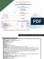 Analisis Direccion de Arte y Escenografia