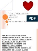 Maria Paula Enciso Mendoza
