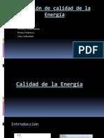 Medicion de La Calidad de Energía.2017