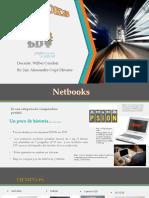 Netbooks  & PDA