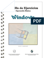 Ejercicios de Windows