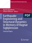 (Geotechnical, Geological and Earthquake Engineering 44) Rajesh Rupakhety,Símon Ólafsson (Eds.)- Earthquake Engineering and Structural Dynamics in Memory of Ragnar Sigbjörnsson_ Selected Topics-Spring