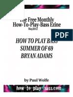 B. Adams - Summer of 69