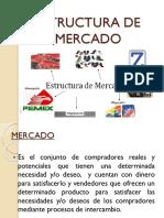Exposicion Estrutura de Mercado