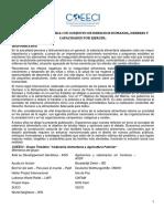 Soberania Alimentaria Conjunto de Derechos-Humanos Deberes Capacidades Por Ejercer