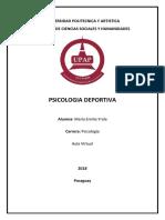 Psicologia Deportiva 2a