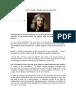 Biografía e Inventos de Isaac Newton