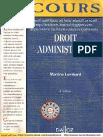 Cours de Droit Administratif Martine Lombard