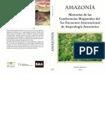 ¿Existen Paisajes en Amazonia? (Philippe Descola)