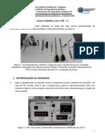 Procedimento MI3 EQ 701