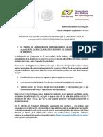 Boletín Informativo DGTO 03-2018