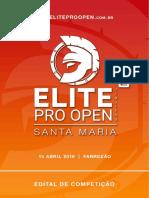 Elite Pró Open Bjj