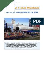 Itinerario Málaga 2018