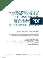 A COISA JULGADA NO CÓDIGO DE DEFESA DO CONSUMIDOR BRASILEIRO SOB A PERSPECTIVA DOS DIREITOS COLETIVOS.pdf
